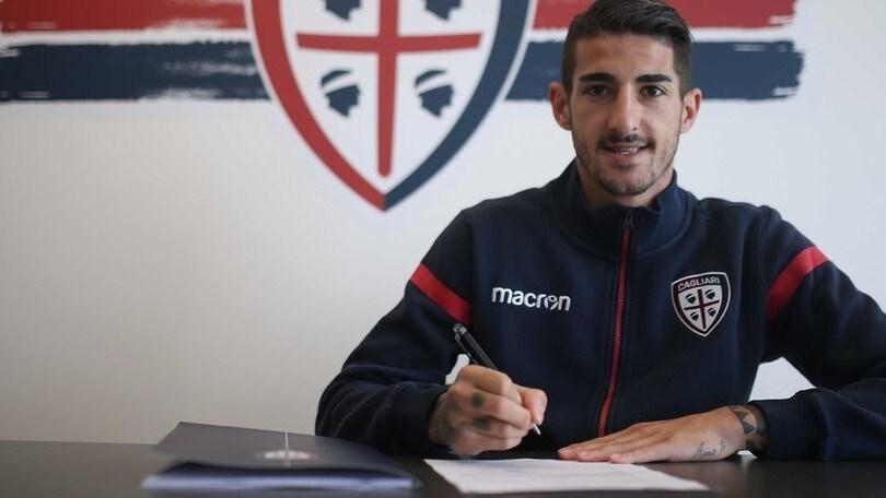 Calciomercato Cagliari, rinnova Deiola: contratto fino al 2022