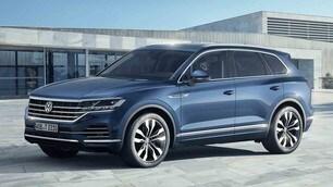 Volkswagen Touareg, terza generazione: foto