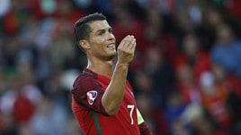 Amichevoli internazionali: Salah contro Ronaldo