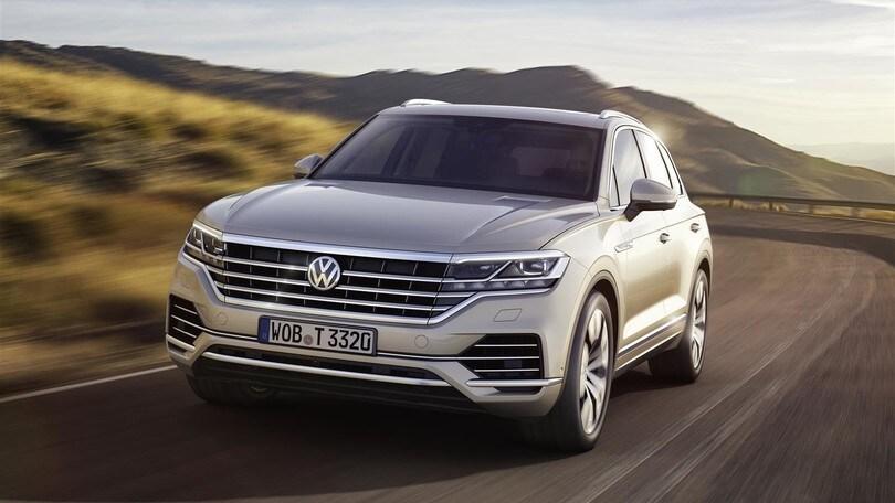 Volkswagen Touareg, terzo atto con autorevolezza