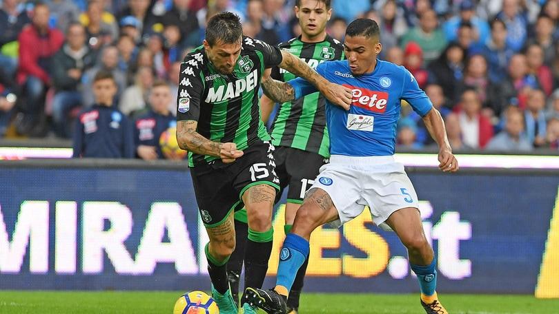Serie A, Sassuolo-Napoli del 31 marzo cambia orario: inizio ore 18