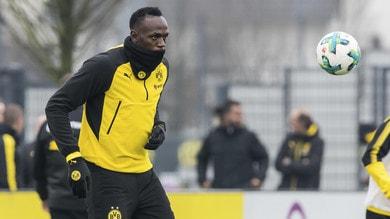 Bolt: Voglio giocare con il Borussia Dortmund