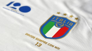 Italia, contro l'Argentina con la maglia dedicata ad Astori