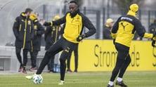 Bolt show col Dortmund: «Ora so cosa devo imparare»