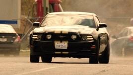 """Mustang, fuga coi contro...sterzi """"Nella tana dei lupi"""""""