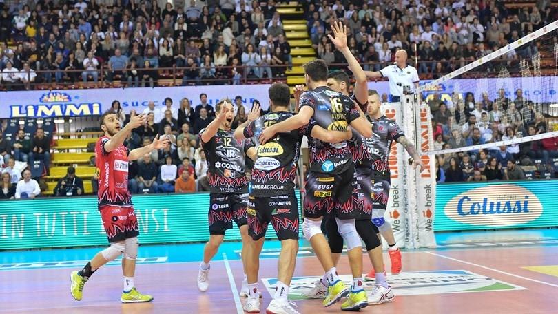 Volley: Play Off, Trento-Verona e Perugia-Ravenna per un posto in semifinale