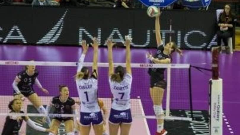 Volley: A2 Femminile, Perugia-Caserta apre la 32a giornata