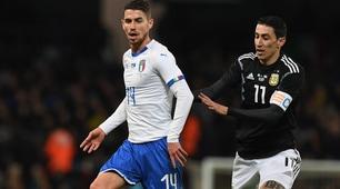 Argentina-Italia, il film della partita
