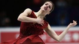 Carolina Kostner cade: sfuma il sogno Mondiale