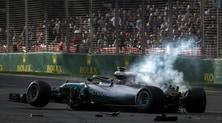 F1 Australia, Bottas partirà 15°: «Tradito dal cordolo bagnato»