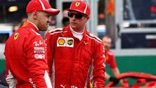 F1 Australia, Raikkonen: «Lavoro discreto ma il distacco è grande»