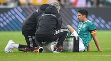 Juventus, Khedira tranquillizza tutti: «Uscito per precauzione»