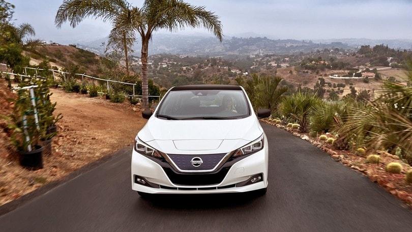 Nissan venderà 1 milione di elettrificate l'anno entro il 2023