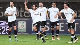 Serie B, Spezia-Ascoli 1-1: Varela risponde a Marilungo