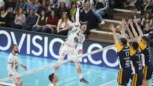 Volley: Play Off, Trento spegne Verona e va in semifinale
