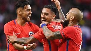 La Svezia cade in casa contro il Cile
