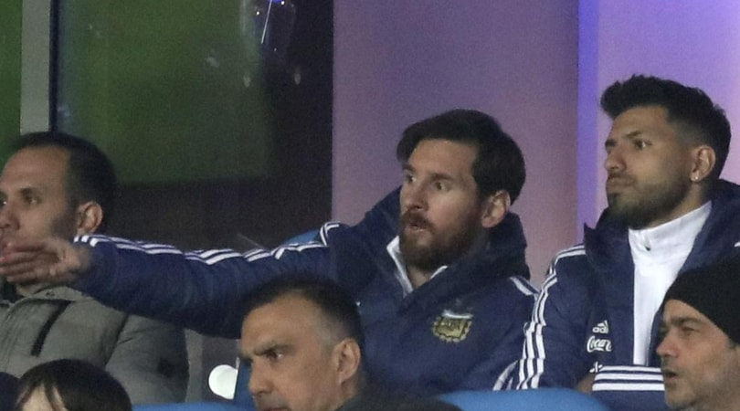 Argentina in ansia per Messi: salta anche la Spagna?