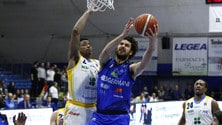 Basket Serie A, Brescia sbanca Capo d'Orlando