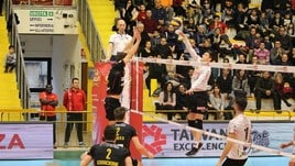 Volley: Play Off Challenge, Vibo rimonta e stacca il pass per i Quarti