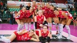 Volley: A2 Femminile, è testa a testa fra Cuneo e Brescia