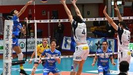 Volley: A2 Maschile, Pool A, Roma chiude in testa, Spoleto e Grottazzolina ai preliminari