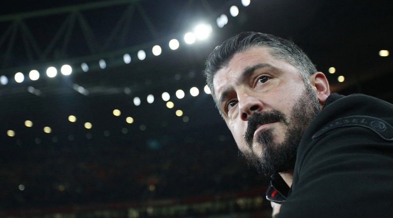 Milan, Gattuso firma per altri tre anni
