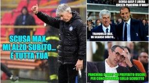 Panchina d'Oro, Allegri spodesta Sarri e Juventus-Napoli si riaccende sul web