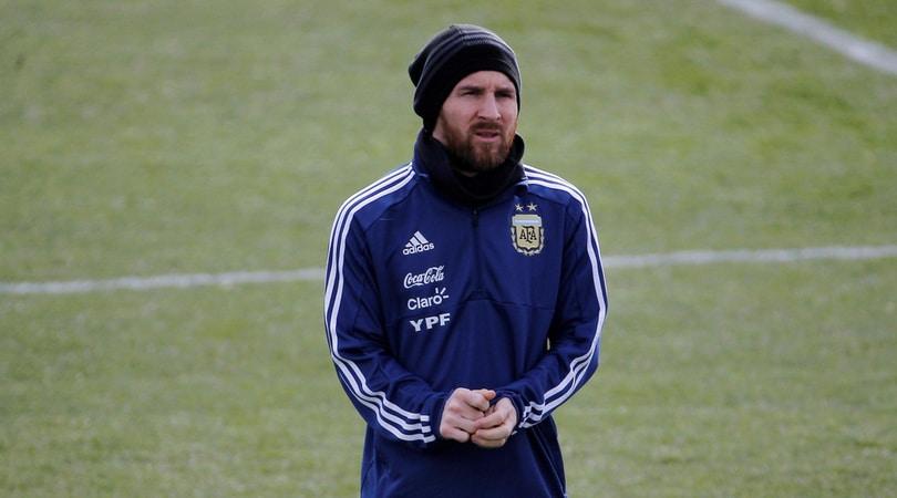 Argentina, Sampaoli: «Messi sarà della partita. Dybala? E' sempre nella mia testa»