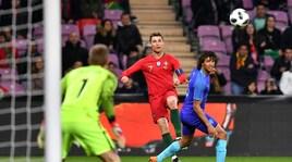 Portogallo-Olanda 0-3: Cristiano Ronaldo non sorride
