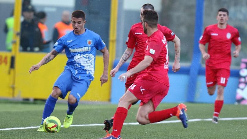 Serie C, Siracusa-Reggina 0-0: Parisi non punge