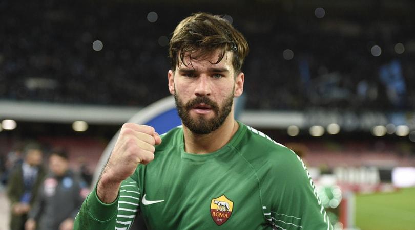 «Roma, Alisson è in cima alla lista del Real Madrid»