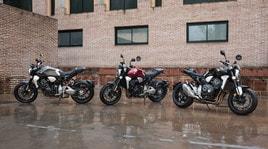 Honda CB1000R: com'è fatta