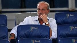 Sampdoria, comunicato su Sabatini: «Si tratta di accertamenti abituali»