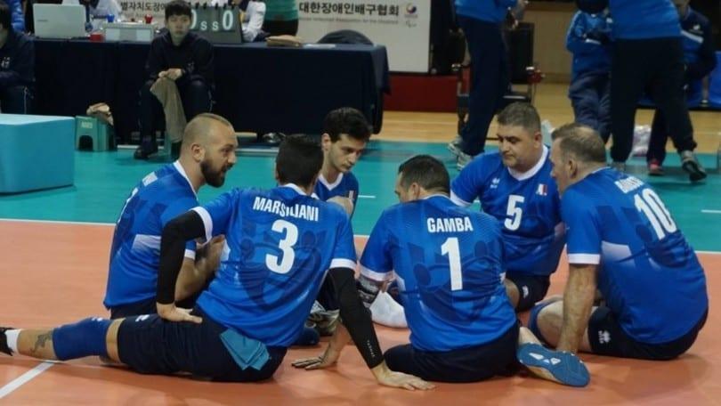 Sitting Volley: Qualificazioni Mondiali, l'Italia ancora ko, gli azzurri cedono alla Lettonia