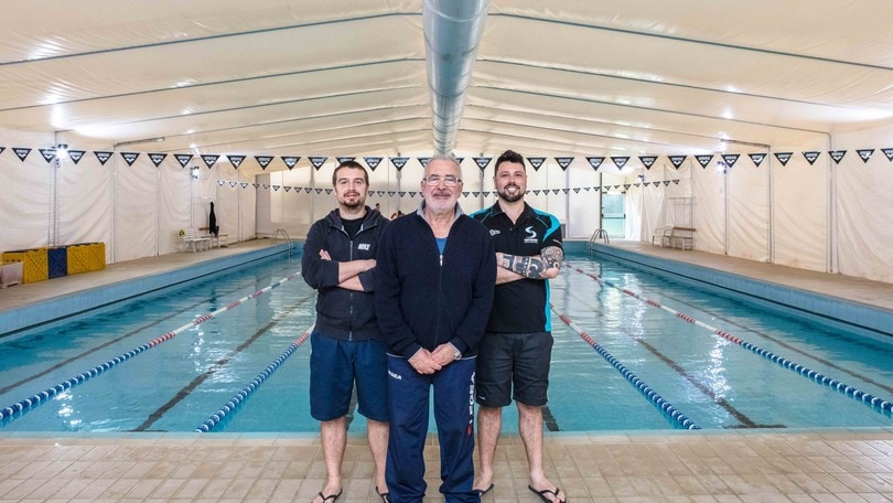 TSG Sporting Club: il nuoto è una passione per tutti