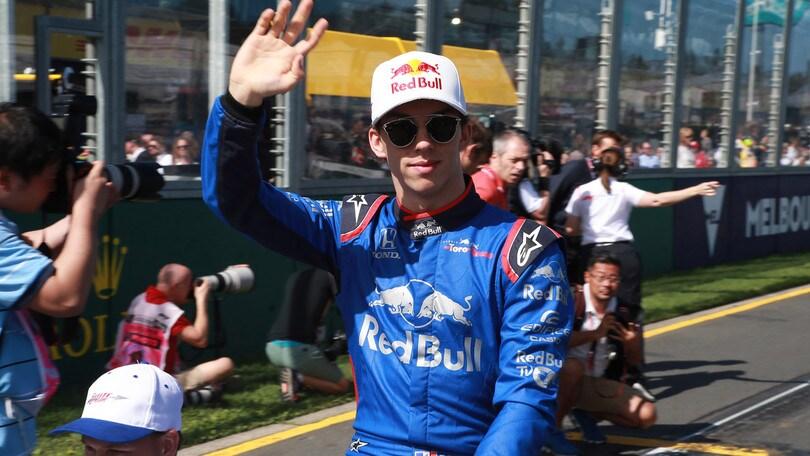 F1 Toro Rosso, Gasly: «Il ritiro è stata una gran rottura»