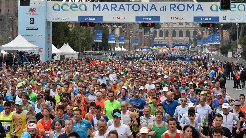 Maratona di Roma 8 Aprile: tutte le informazioni
