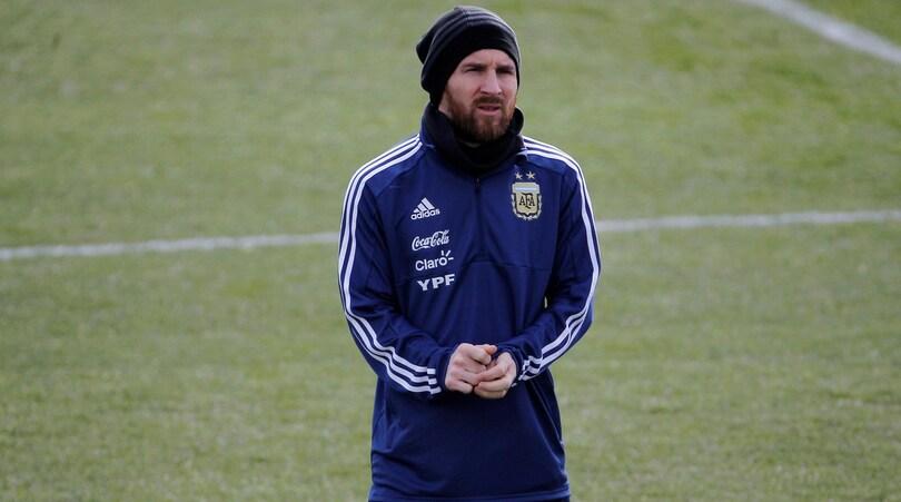 Valverde: «Le condizioni di Messi? Sono tranquillo»