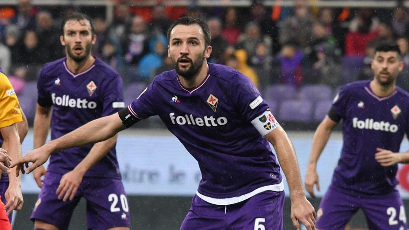 Serie A Fiorentina, Badelj ko in Nazionale. In dubbio per il Chievo