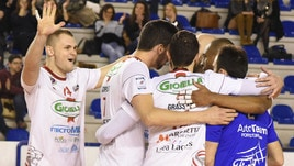 Volley: A2 Maschile, preliminari Play Off: Gioia Del Colle e Spoleto ok in Gara 1