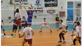 Volley: A2 Maschile, preliminari Play Out: vincono Materdomini.it e Taviano