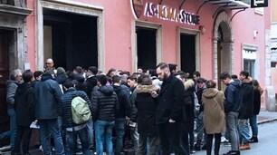 Febbre Barcellona-Roma: tifosi in fila dalle 7