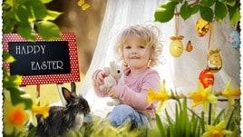 La Pasqua dei bimbi