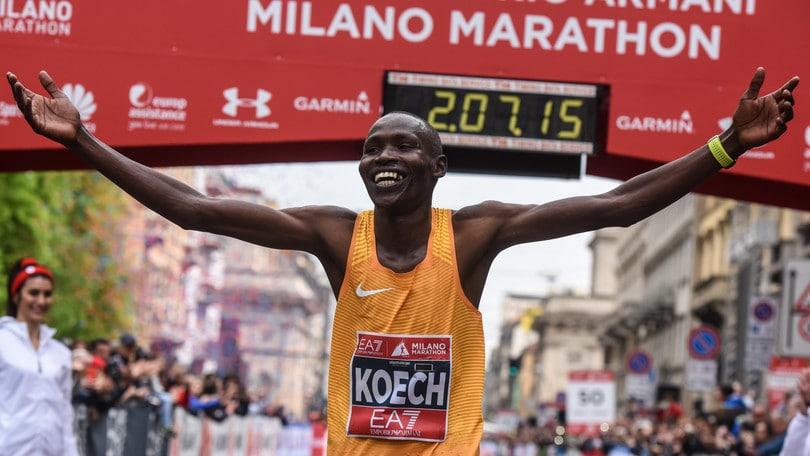 EA7 Milano Marathon, evento in grande crescita. Bambini compresi