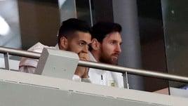 Il discorso di Messi all'Argentina dopo il 6-1 con la Spagna