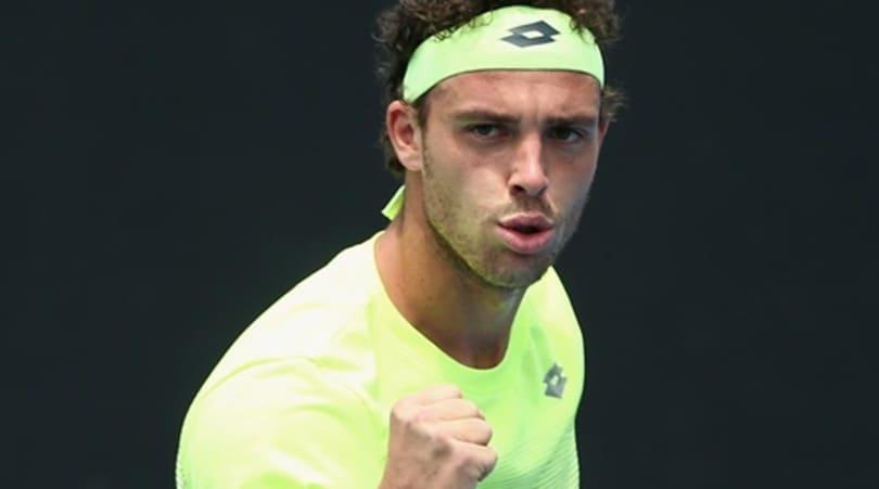 """Tennis,Cecchinatoin semifinale al """"Casino Admiral Trophy"""""""