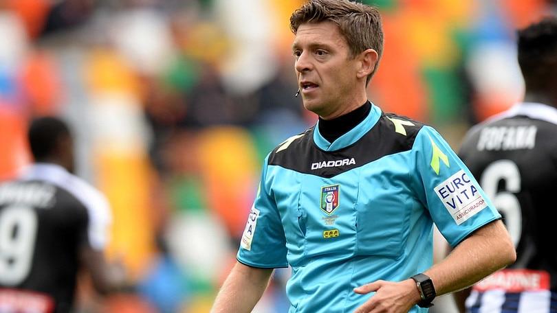 Arbitri Mondiali 2018, Rocchi rappresenterà l'Italia