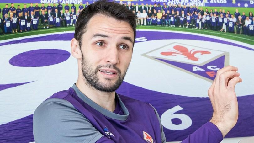 Fiorentina, si ferma Badelj: lesione al collaterale