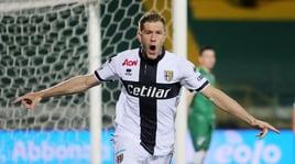 Serie B, Avellino-Parma 1-2: decidono Gagliolo e Barillà