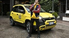 Fiat Panda Cross, con Rovazzi è Pandemonio a Milano